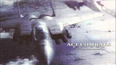 Briefing 4 - 56 62 - Ace Combat 6 Original Soundtrack