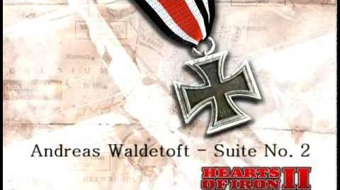 Andreas Waldetoft - Suite No. 2 (Hearts of Iron II)