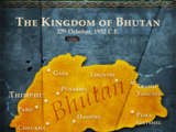 Bhutan (Jigme Dorji Wangchuck)