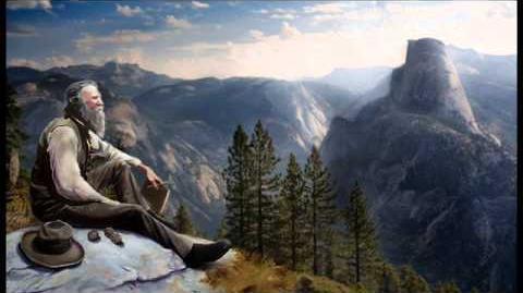 California - John Muir Peace