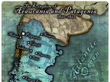 Araucanía and Patagonia (Orélie I)