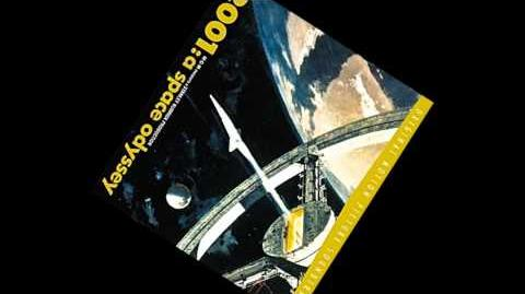 2001 A SPACE ODYSSEY - 03 Requiem for Soprano, Mezzo Soprano, Two Mixed Choirs & Orchestra