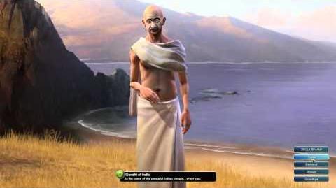Civilization V OST - Gandhi Peace Theme - Raga Asa