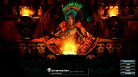 Civilization V OST - Montezuma War Theme - Cora Mitote Song from Santa Teresa