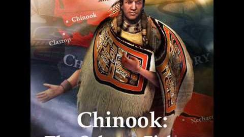 Chinook - Comcomly - War