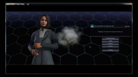 """Sid Meier's Civilization Beyond Earth - Livestream 1 """"They're not barbarians!"""""""