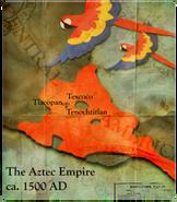 Aztec map (Civ5)
