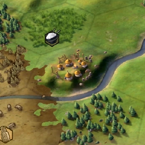 Tribal Village (Civ6)