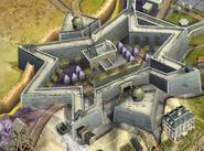 Citadel Civ 5 dense