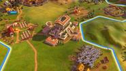Temple of Artemis in-game (Civ6)