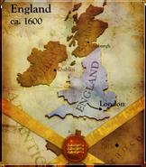 England map (Civ5)