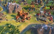 Alhambra in-game (Civ6)