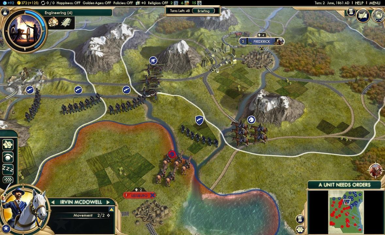 American Civil War (Civ5)