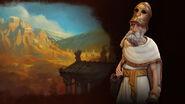 CivilizationVI Greece Pericles Hero