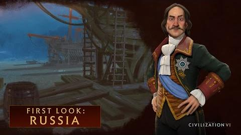 CIVILIZATION VI - First Look Russia - International Version (With Subtitles)