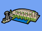 Hydroelectric Dam (Civ6)