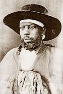 Menelik II Portrait