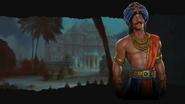Chandragupta Civ6 Splash