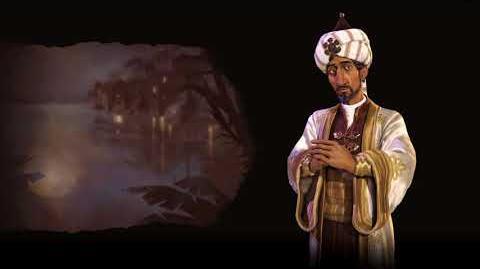Civilization VI OST - Arabia (Saladin) - Industrial Theme - Banat Iskandaria