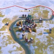 Canadian capital in Classical Era