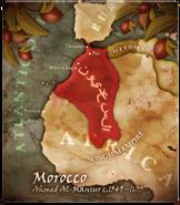 Morocco map (Civ5)
