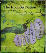 Iroquois map (Civ5)