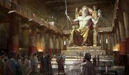 Statue of Zeus completion art (Civ5)