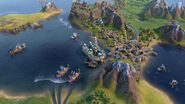 Civ6 Cothon In-Game