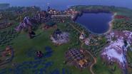 Civ6 Vampire Castle In-Game