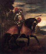 Equestrian Portrait of Charles V (Civ6)