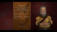 Kublai Khan (Mongolian) loadscreen (Civ6)