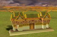 Hindu Monastery