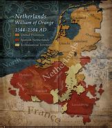 Netherlands map (Civ5)