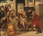 Adoration of the Magi (Civ6)
