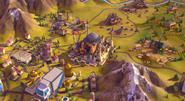 Hagia Sophia in-game (Civ6)