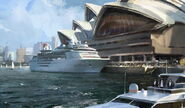 Sydney Opera House completion art (Civ5)