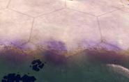 Snow tile in-game (Civ6)