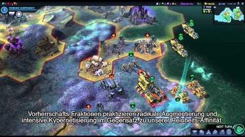 """Offizielles Civilization Beyond Earth Gameplay Video – """"Master Control"""""""