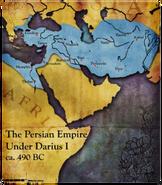Persia map (Civ5)