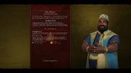 Mansa Musa loadscreen (Civ6)