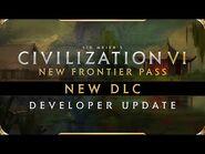Civilization VI - January 2021 DLC - New Frontier Pass