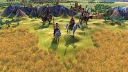 Malon Raider in-game (Civ6)