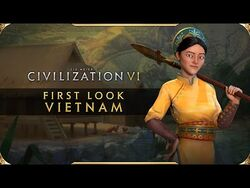 Civilization VI - First Look- Vietnam - Civilization VI New Frontier Pass