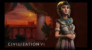 Cleopatra screen