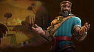 Civ 6 Gilgamesh splash