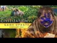 Civilization VI Game Update - February 2021