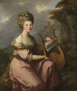 Sarah Harrop as a Muse (Civ6)