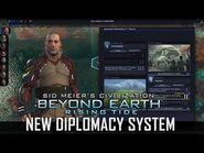 Beyond Earth - Rising Tide Diplomacy Overview