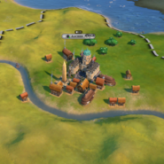 German capital in Medieval Era after Gathering Storm update