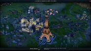 Wonder Eiffel Tower (Civ6)